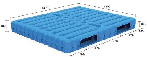 13B-131150-R2 | Blow Moulding Plastic Pallet