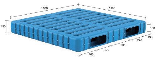 13B-111150-R2   Blow Moulding Plastic Pallet