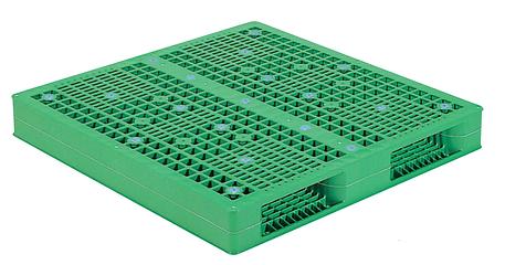 reversible plastic palle bottom