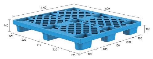 13C-118040-N4 | Nestable Plastic Pallet