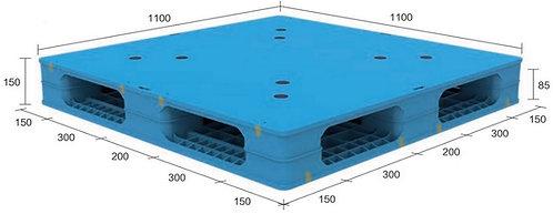 13S-111150-R4(B)   Hygiene Plastic Pallet