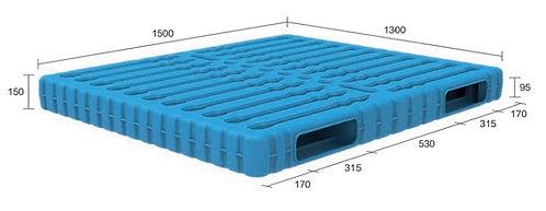 13B-151350-R2 | Blow Moulding Plastic Pallet