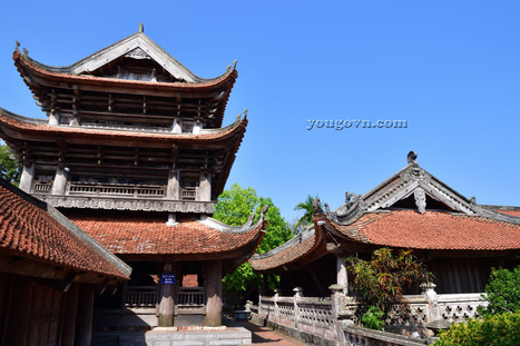 Chùa Keo - ngôi chùa cổ của Thái Bình