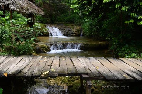 Từ chợ phiên Phố Đoàn đến thác nước bản Hiêu