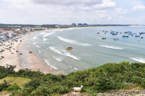 Nhơn Lý - Quy Nhơn: Bờ Bắc - Bãi Nam