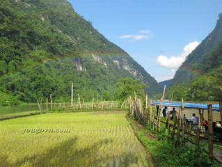 VQG Ba Bể: Xuôi dòng sông Năng