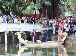 Hội Lim - Quan họ trao duyên