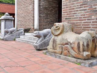 Nhóm chùa Bút Tháp - Chùa Dâu