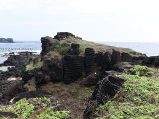 Những gành đá trên đảo Phú Quý
