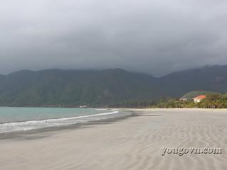 Những bãi biển của thị trấn Côn Sơn
