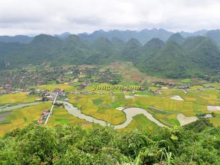 Trên đỉnh Nà Lay: Vẻ đẹp bất ngờ của Bắc Sơn