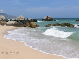 Bãi biển Cà Ná - Một chiều gió lên