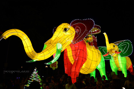 Lễ hội trung thu Tuyên Quang