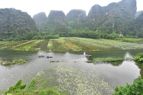 Tam Cốc - Trên dòng sông Ngô Đồng