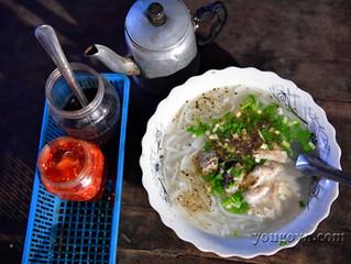 Bánh canh cá lóc An Giang