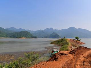 Thác Gò Lào - hồ Ba Khan