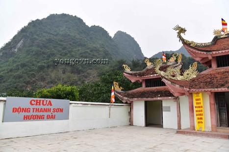 Chùa Hương: Tuyến Thanh Sơn - Hương Đài