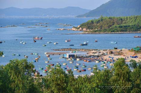Từ Tuy Hòa về Sông Cầu - Phú Yên