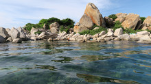 Lôi cuốn đảo Bình Ba