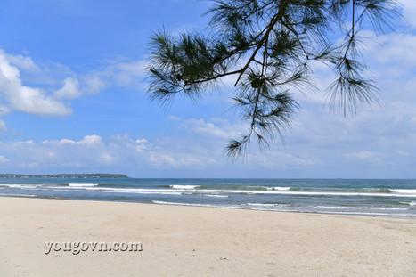 Bãi biển Mỹ Khê của Quảng Ngãi