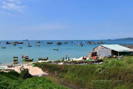 Bắc đảo Phú Quốc: Hồi ức một hành trình
