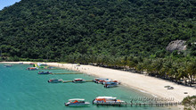 Cù Lao Chàm - Màu xanh của biển