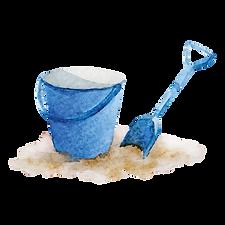 Bucket & Spade