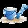 Beach Bucket and Shovel