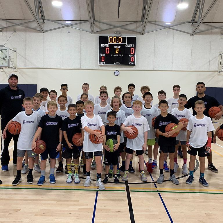 Lakeshow Summer Camps 2021