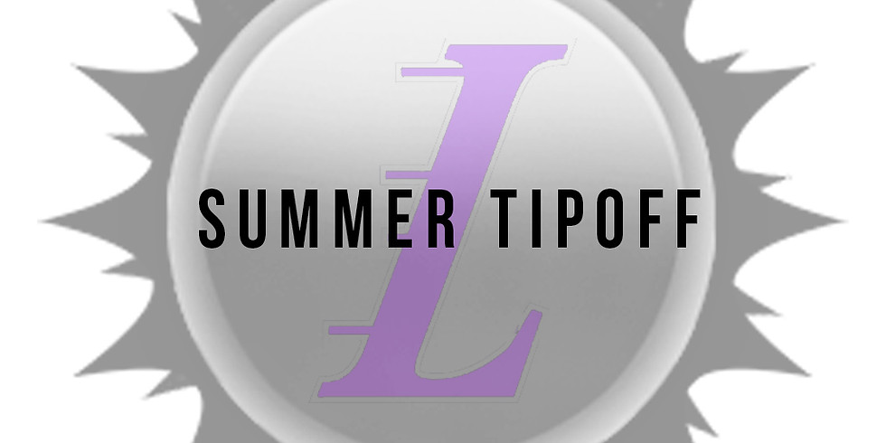 Lakeshow Livermore Summer TipOff