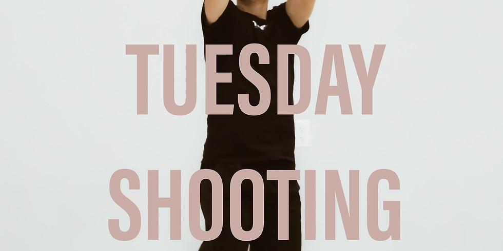 TUESDAY SHOOTING
