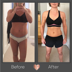 Fat Loss Transformation