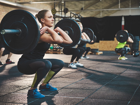 Women Power - Myths of Lifting Weights