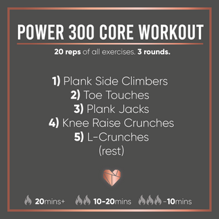 Core Abs Workout
