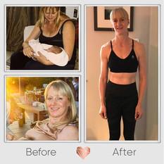 Lean Muscle Transformation