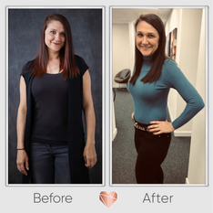 Body Fat Reduction Tranformation