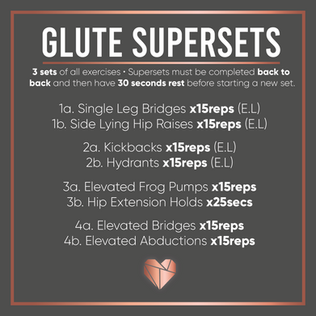 Glute Superset Bum Shaper