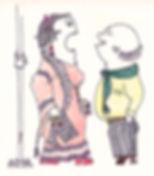 Michael Wedekind Regisseur Karikaturen