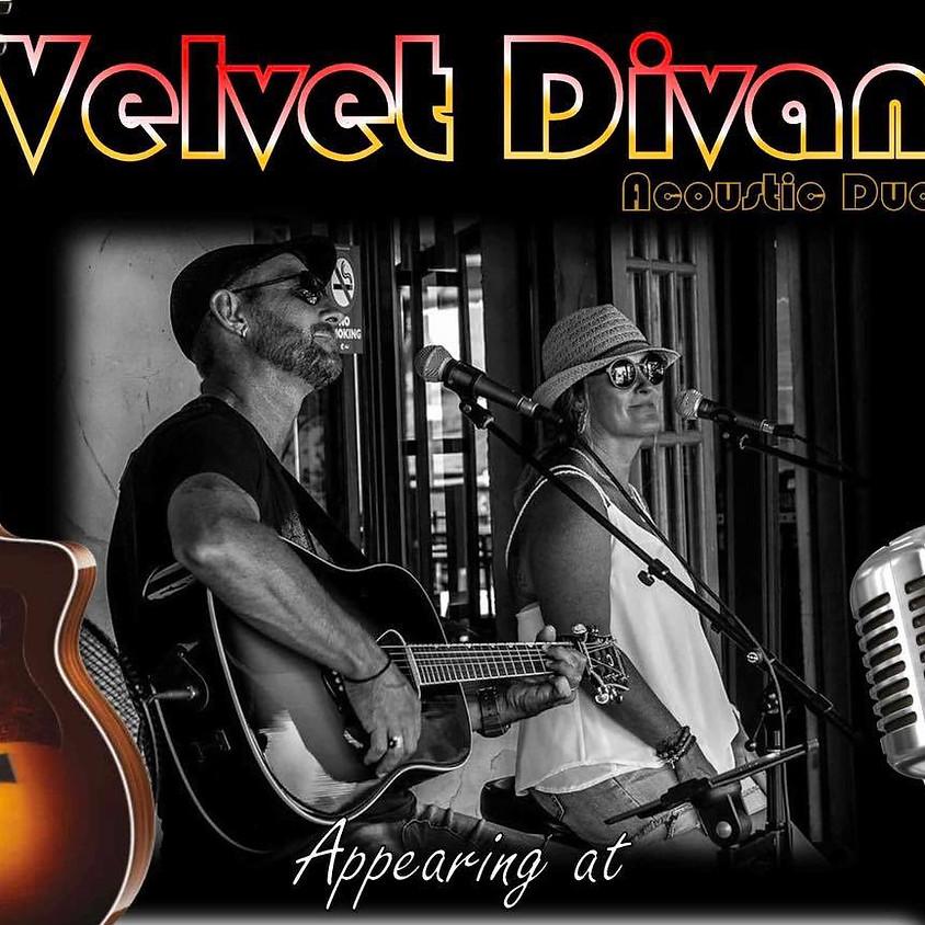 Velvet Divan