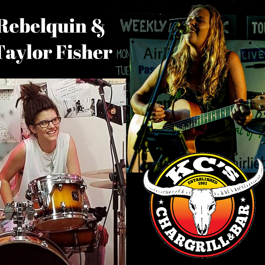 Rebelquin & Taylor Fisher