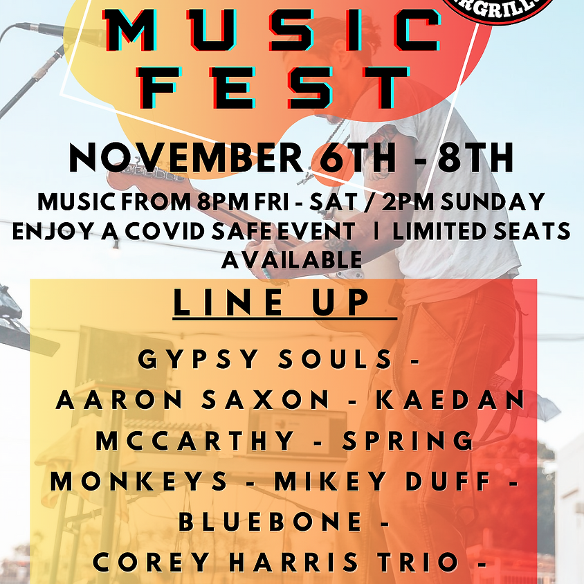 KC'S Mini Music Festival