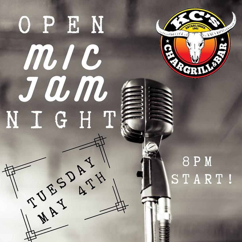 Open Mic Night !