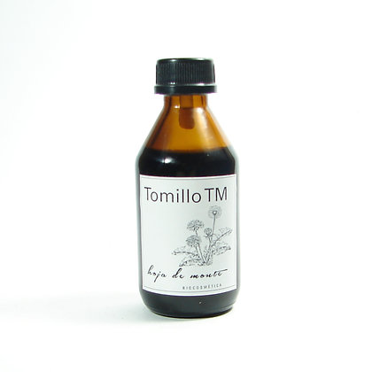 TM Tomillo