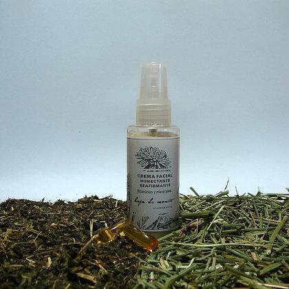 Crema reafirmante de rostro- Vitaminas & Minerales