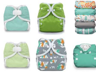 The Practical Doula - Let's Talk Cloth Diapers!