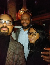 ATL - with my Brother & Hubby