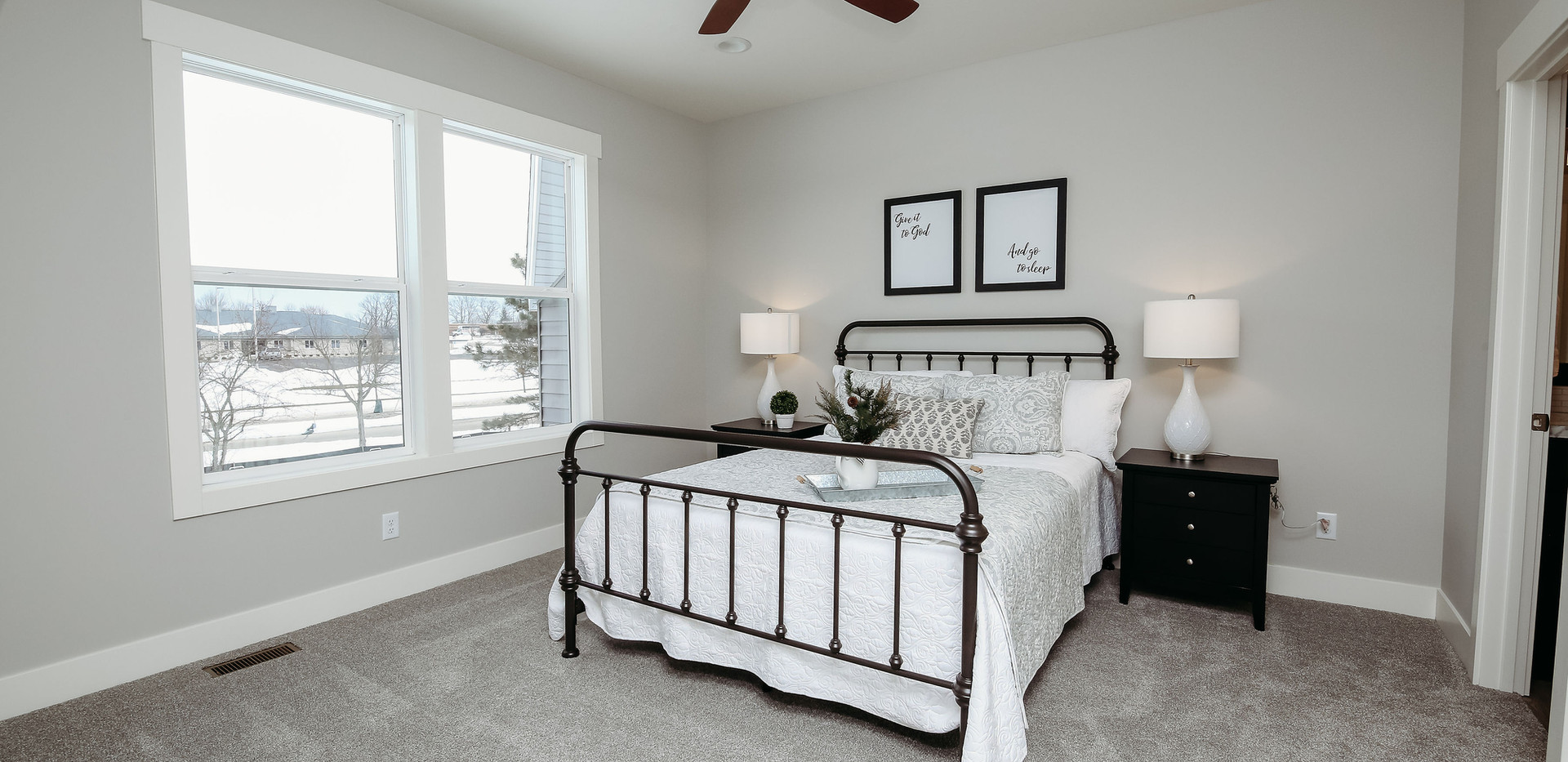 Village Station Master Bedroom