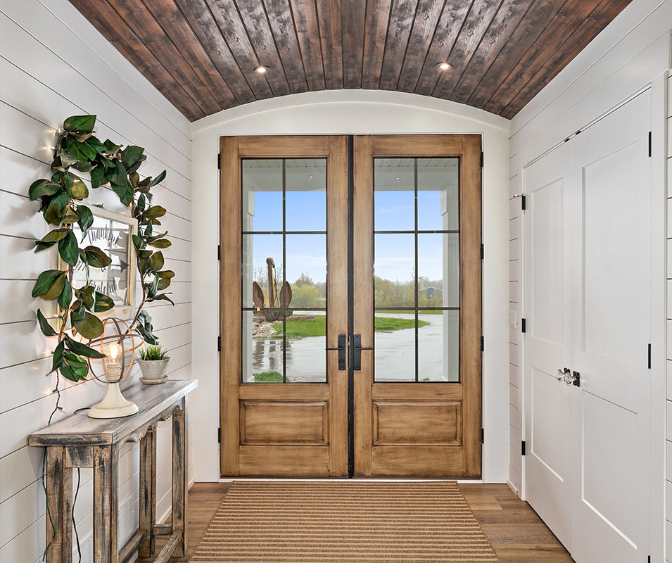Jamestown Modern Farmhouse Front Door