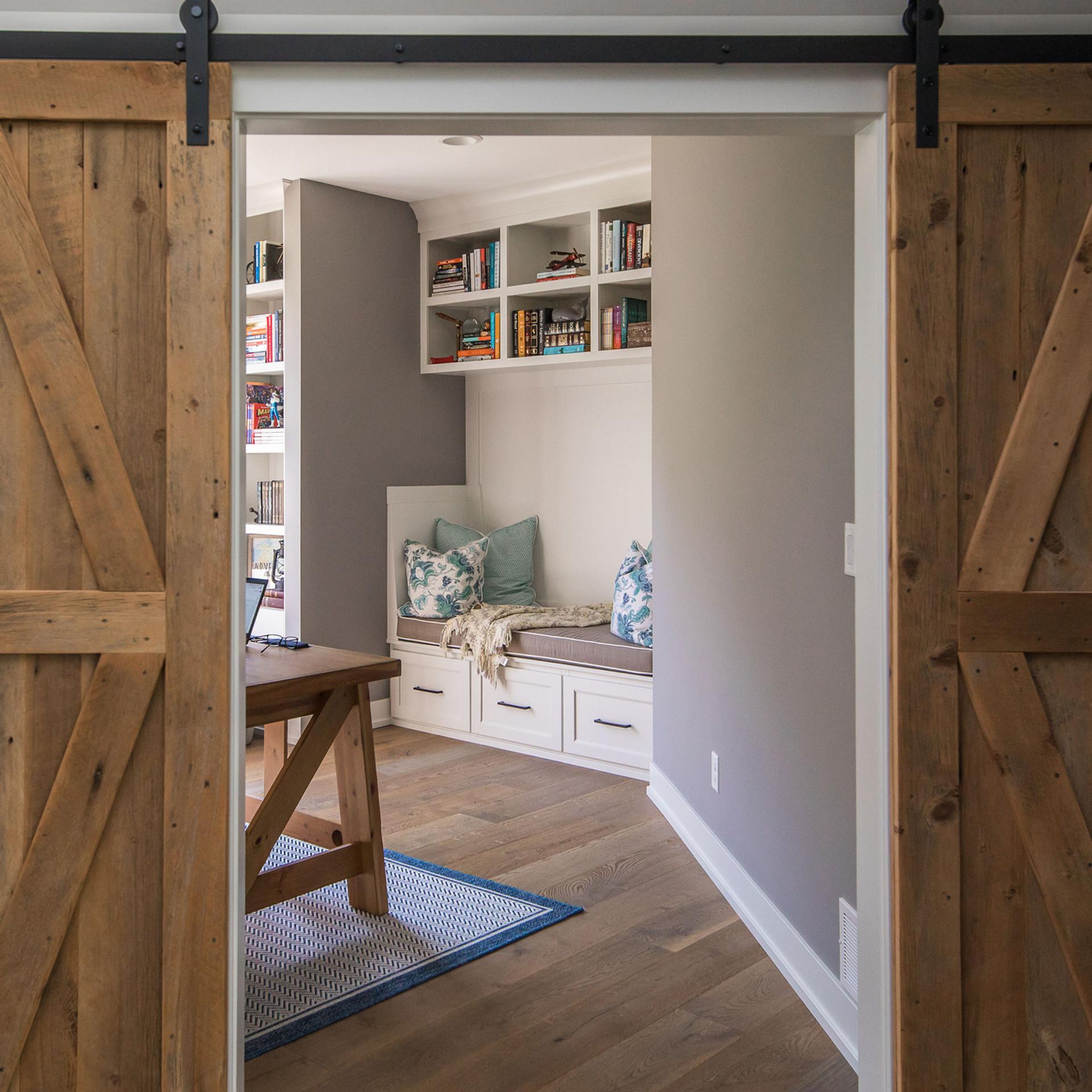 Home Office Sliding Doors