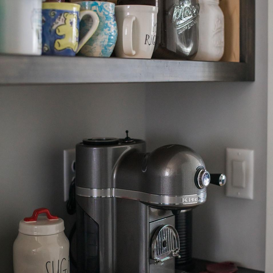 Custom Pantry Storage